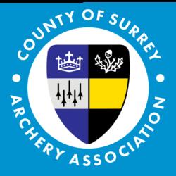 Surrey Archery logo